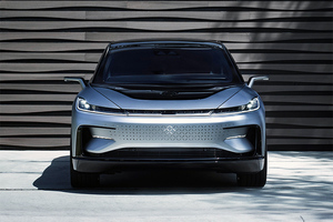 Faraday Future-FF 91
