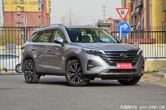 2019款 传祺GS5 270T 自动尊贵版