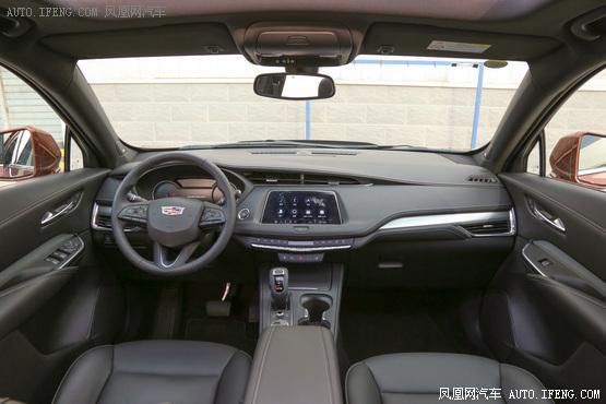 2018款 凯迪拉克XT4 28T两驱领先型