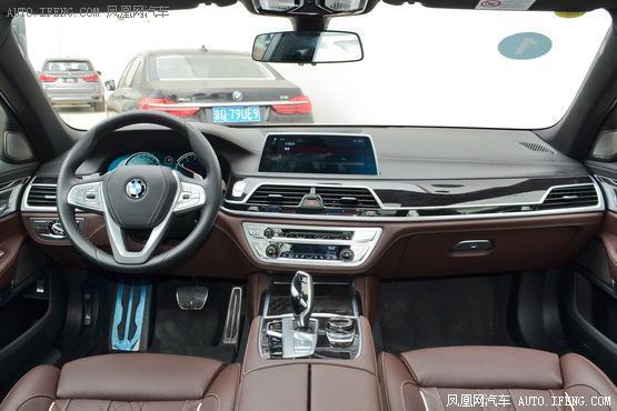 2018款 宝马730Li 尊享型 M运动套装