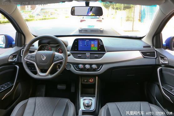 2018款 宝骏310W 1.5L 自动时尚型