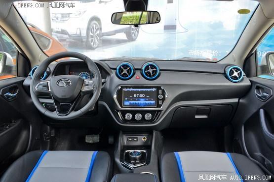 2018款 东南DX3 EV 旗舰型