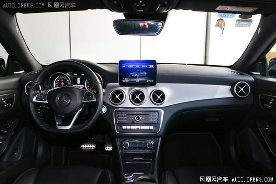 2019款 奔驰CLA级 260 4MATIC