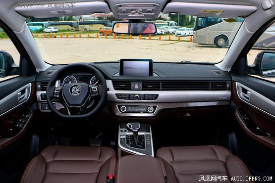 2018款 东风风行景逸X5 乐享系列 1.6L CVT网联型