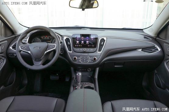 2019款  雪佛兰迈锐宝XL Redline 550T 自动锐动版