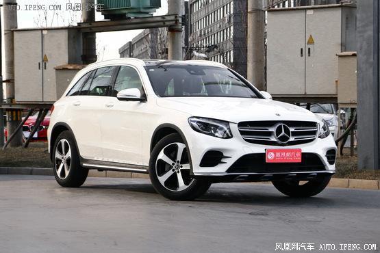 奔驰GLC售39.08万元起 现车热销
