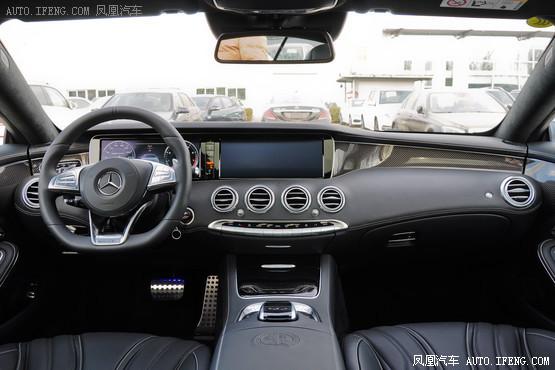 2015款 奔驰S 63 AMG 4MATIC Coupe
