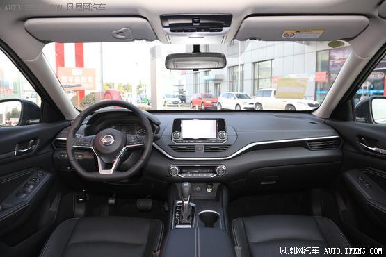 2019款 日产天籁 1.6L CVT智联智酷版