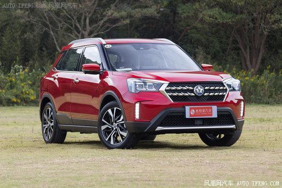 东莞东风启辰T60最高直降1万 现车销售
