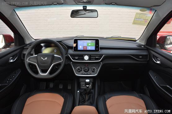 2018款 五菱宏光S3 1.5L 手动舒适型 7座
