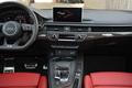 Audi Sport S5 实拍内饰图片