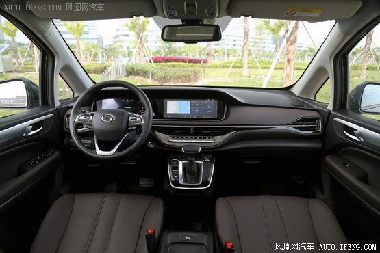 2019款 广汽传祺GM6 1.5T 标准版