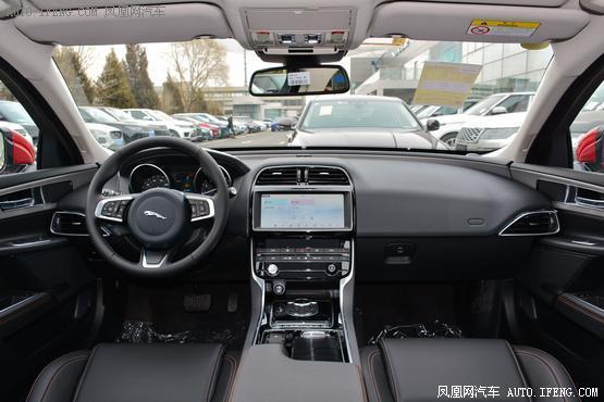 2019款 捷豹XEL 2.0T 200PS 豪华版