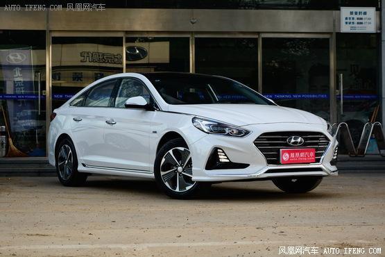 现代索纳塔混动天津售22.28万起 有现车