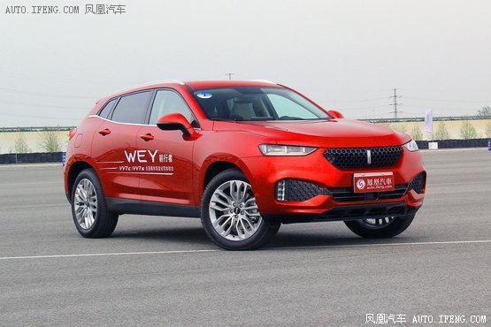 WEY VV7天津最高优惠3万元 请致电垂询