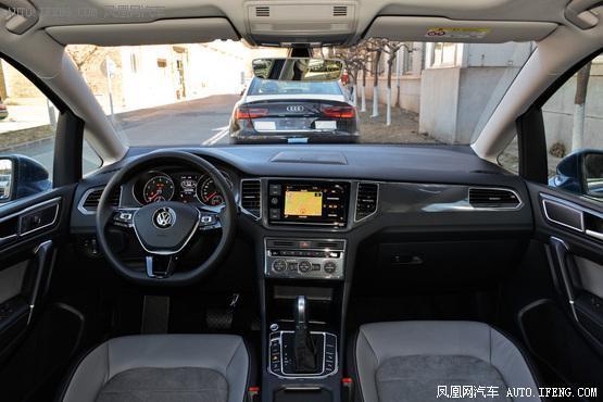 2019款 大众高尔夫·嘉旅 280TSI 自动遨游型