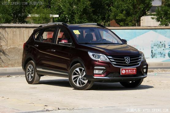 东莞宝骏560最高优惠0.8万元 现车销售